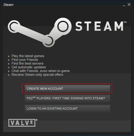 How do I create a Steam account? – Fanatical com Customer